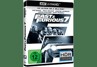 Fast & Furious 7 4K Ultra HD Blu-ray + Blu-ray