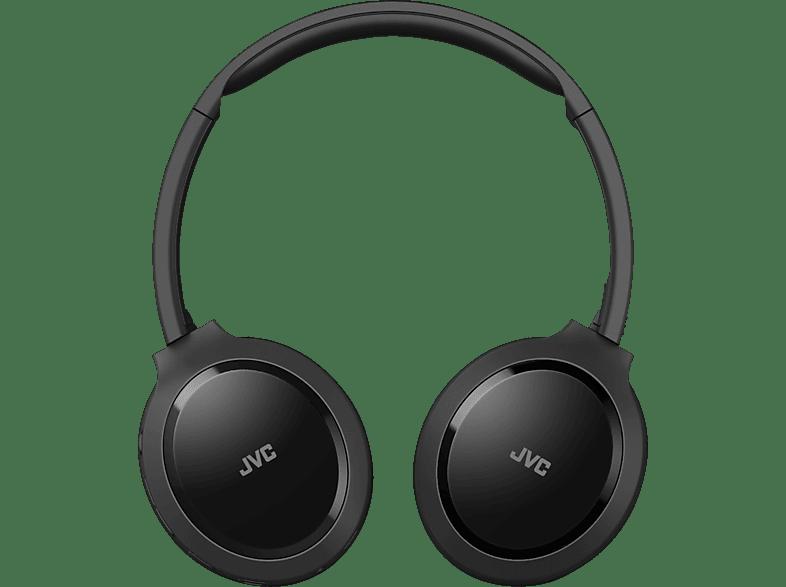 Kopfhörer JVC HA S80BN B Kopfhörer Bluetooth schwarz
