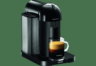 KRUPS XN9018 Nespresso Vertuo Plus Kapselmaschine Schwarz