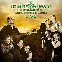 Angelo & Family Kelly - Irish Heart - Live (Blu Ray) [Blu-ray]