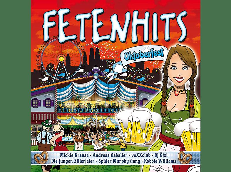 VARIOUS - Fetenhits-Oktoberfest [CD]
