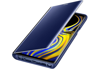 SAMSUNG Clear View Standing, Bookcover, Samsung, Galaxy Note9, Blau
