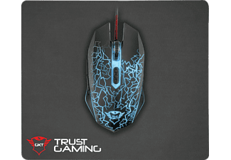 TRUST GXT 783 Gaming Mouse ve Mousepad