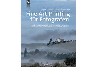 D-PUNKT VERLAG FINE ART PRINTING FOTOGRAFEN, Fachbuch, mehrfarbig