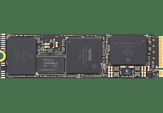 SANDISK Extreme PRO® M.2 NVMe 3D, 1 TB, SSD, intern