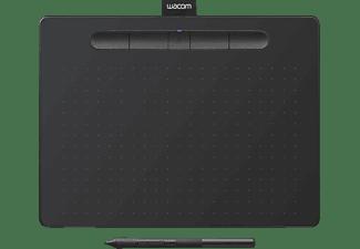 WACOM Intuos M mit Bluetooth Grafiktablet, Schwarz