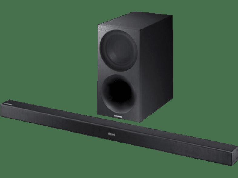SAMSUNG HW-M450/ZG, Soundbar, Schwarz