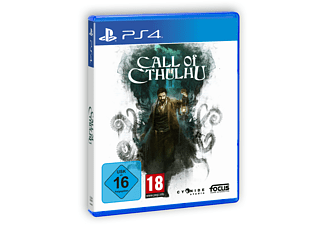 Call Of Cthulhu - [PlayStation 4]