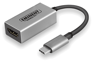 EMINENT 4K - 60 Hz USB-C / HDMI-adapter (AB7870)