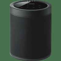 YAMAHA MusicCast 20 - Streaming Lautsprecher (App-steuerbar, Bluetooth, W-LAN Schnittstelle, Schwarz)