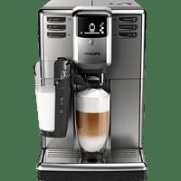 PHILIPS EP 5335/10 5000 Latte Go Kaffeevollautomat Edelstahl/Schwarz