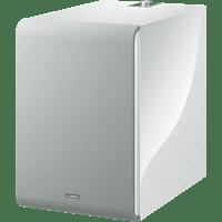 YAMAHA MusicCast SUB 100 (NS-NSW100) Lautsprecher App-steuerbar, Weiß Piano Optik