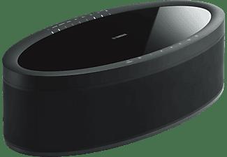 YAMAHA MusicCast 50 Streaming Lautsprecher App-steuerbar, Bluetooth, Schwarz