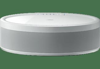 YAMAHA MusicCast 50 Streaming Lautsprecher App-steuerbar, Bluetooth, Weiß