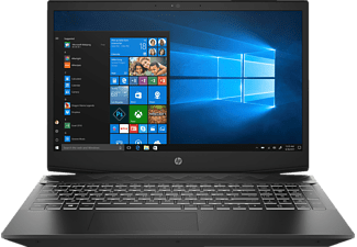 HP Pavilion 15-cx0309ng, Notebook mit 15.6 Zoll Display, Core™ i5 Prozessor, 12 GB RAM, 1 TB HDD, 128 GB SSD, GeForce® GTX 1050, Schwarz