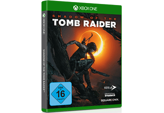 Shadow of the Tomb Raider (Standard Edition) - [Xbox One]