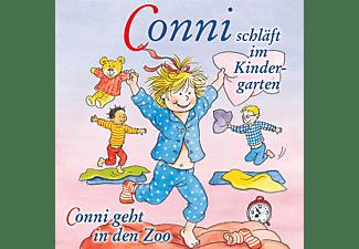 021 - Conni Schläft im Kindergarten & Conni Geht in den Zoo  - (CD)