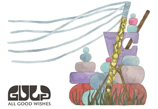 Gulp - All Good Wishes  - (CD)