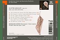 Simon Rattle, Symphonieorchester des Bayerischen Rundfunks, Magdalena Kozena, Stuart Skelton - Das Lied Von Der Erde [CD]