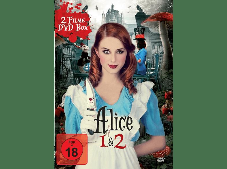 Alice 1 & 2 [DVD]
