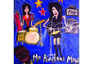 MR. AIRPLANE MAN - Compilation - (CD)