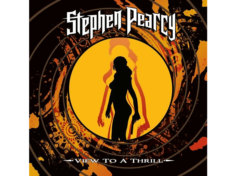 Stephen Pearcy - View To A Thrill (Gatefold/Black/180 Gramm) [Vinyl]