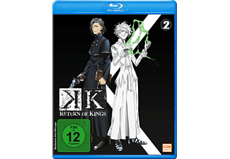 K - Return of Kings - Vol. 2 - (Blu-ray)