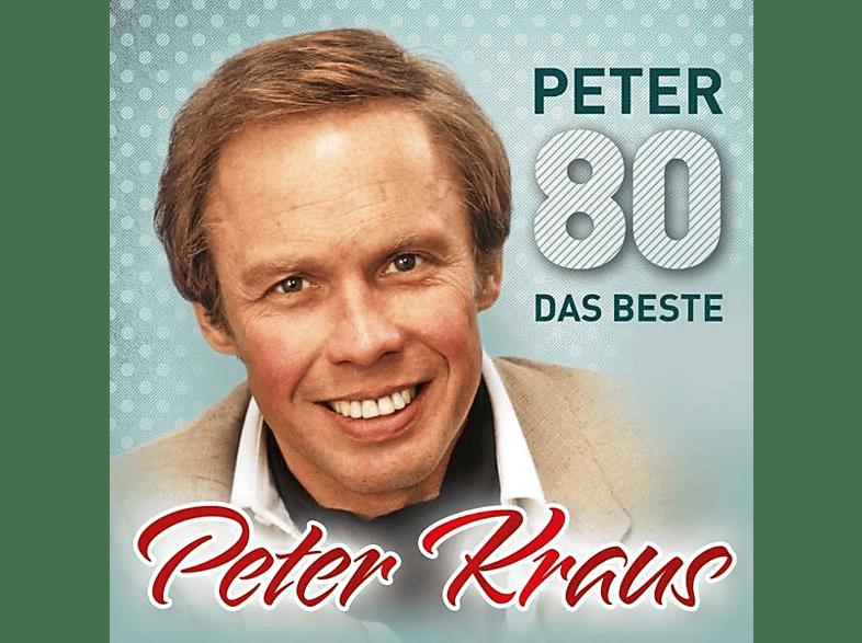 Peter Kraus - Peter 80-Das Beste [CD]
