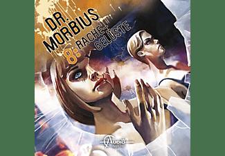 Schenk,Udo/Wolff,Thomas Nero/Otto,Ilona/+++ - Dr. Morbius 08: Rachegelüste  - (CD)