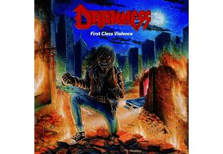 The Darkness - First Class Violence - (CD)
