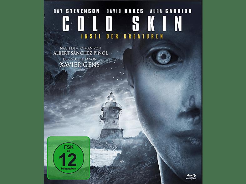 COLD SKIN - INSEL DER KREATUREN [Blu-ray]