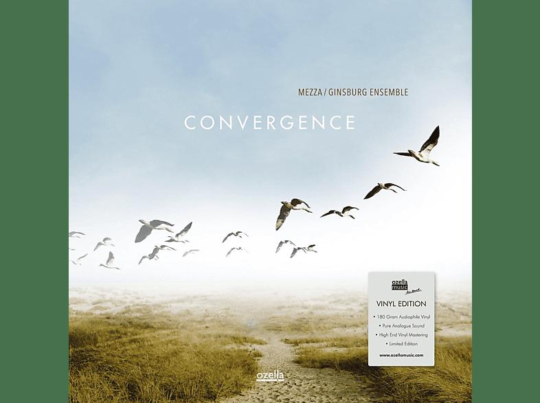 Mezza/Ginsburg Ensemble - Convergence (180 Gramm Vinyl) [Vinyl]