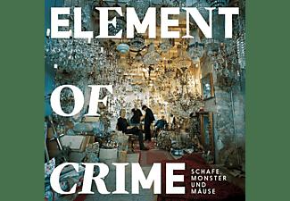 Element Of Crime - Schafe, Moster und Mäuse (Ltd. Songbook Edt.)  - (CD)