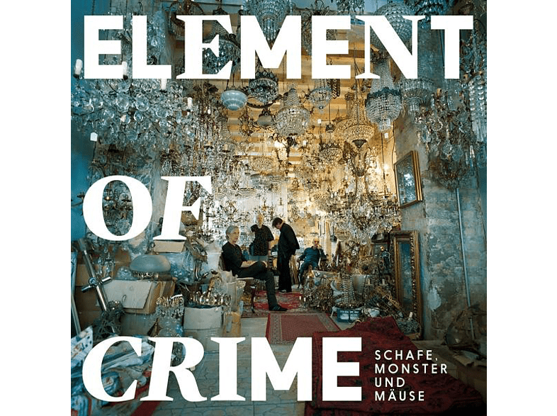 Element Of Crime - Schafe, Moster und Mäuse (Ltd. Songbook Edt.) [CD]