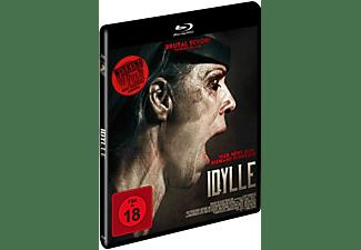 Idylle - Hier hört dich niemand schreien! Blu-ray