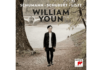 William Youn - SCHUMANN-SCHUBERT-LISZT - (CD)