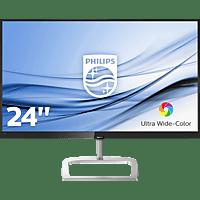 PHILIPS 246E9QJAB/00 23,8 Zoll Full-HD Monitor (5 ms Reaktionszeit, 60 Hz)