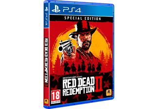 Red Dead Redemption 2: Special Edition (PlayStation 4)