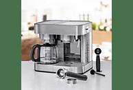 ROMMELSBACHER EKS 3010 Espressomaschine, Kaffeemaschine Edelstahl