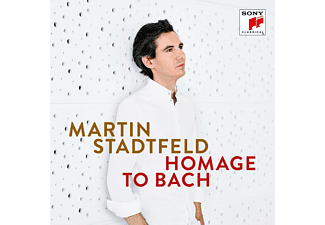 Martin Stadtfeld - Homage to Bach [CD]