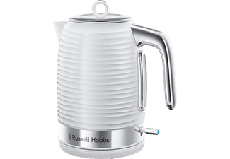 RUSSELL HOBBS 24360-70  Wasserkocher, Weiß/Chrom