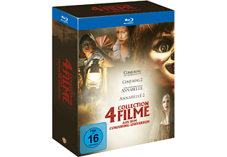 Horrorbox: 4 Film Collection (Limitierte Exklusivedition) Blu-ray