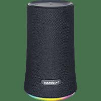 ANKER Soundcore Flare Bluetooth Lautsprecher, Schwarz, Wasserfest