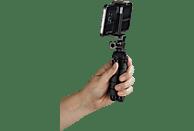 HAMA Flex Dreibein Mini-Stativ, Schwarz, Höhe offen bis 140 mm