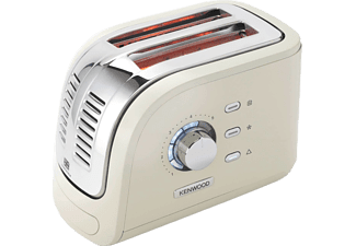 KENWOOD Toaster Turbo TCM 300 RD in Beige