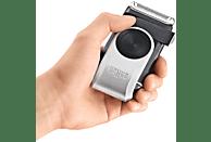 BRAUN Mobile Shaver M90 Rasierer Silber/Schwarz