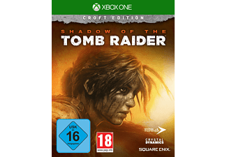 Shadow of the Tomb Raider (Croft Edition) - [Xbox One]