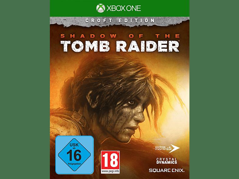 Shadow of the Tomb Raider (Croft Edition) [Xbox One]