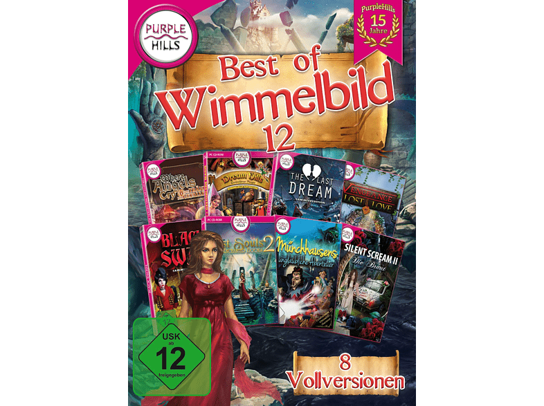 Best of Wimmelbild 12 (Purple Hills) [PC]