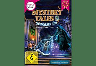 Mystery Tales 8: Schwarzer Tod - Sammleredition (Purple Hills) - [PC]